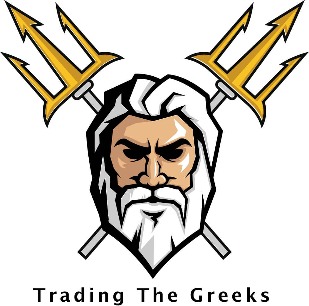 Greek options trading