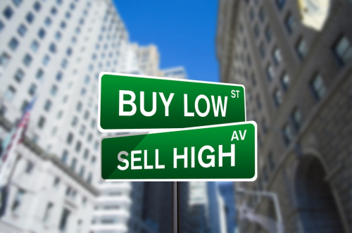 Buy low sell high forex