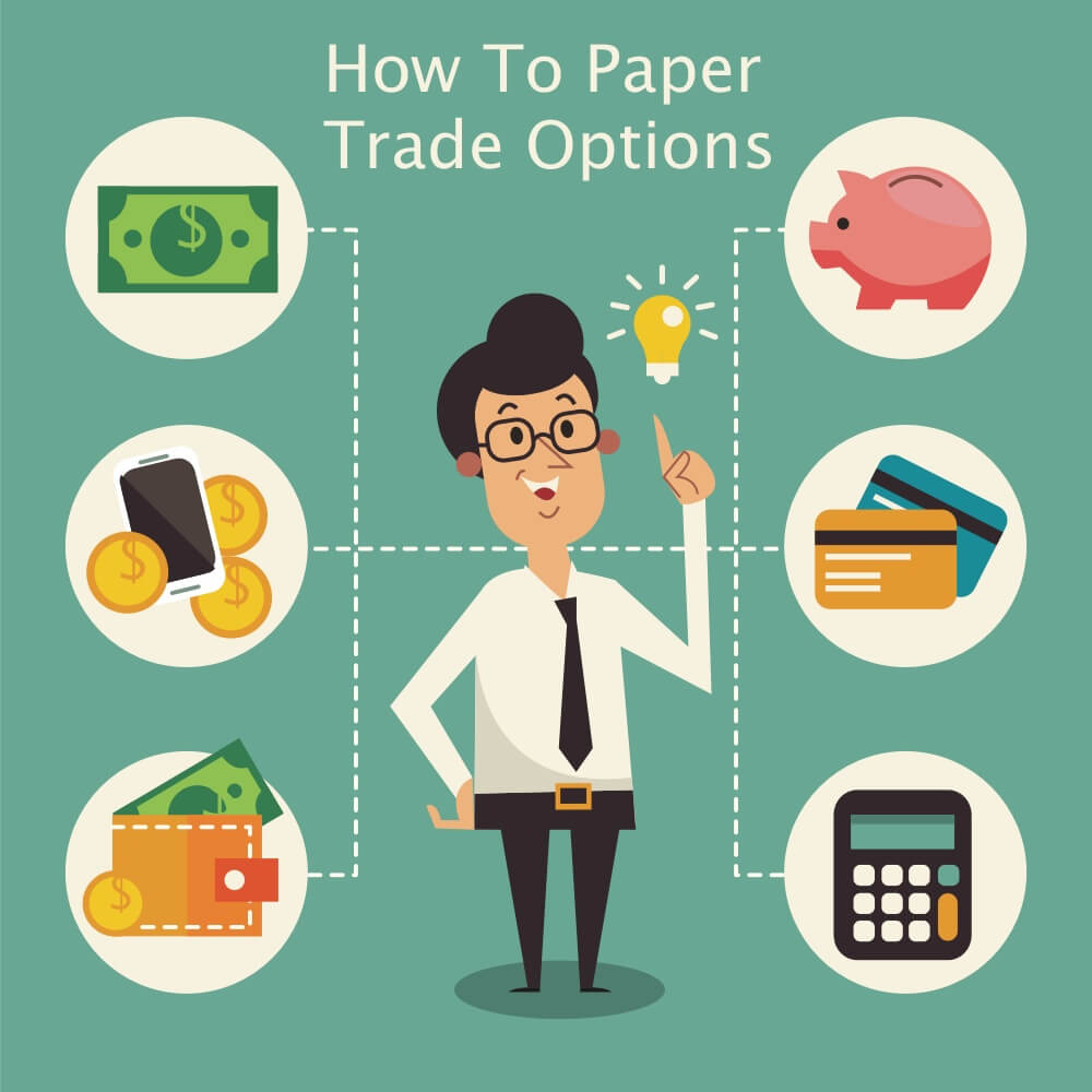 Paper trade stock options
