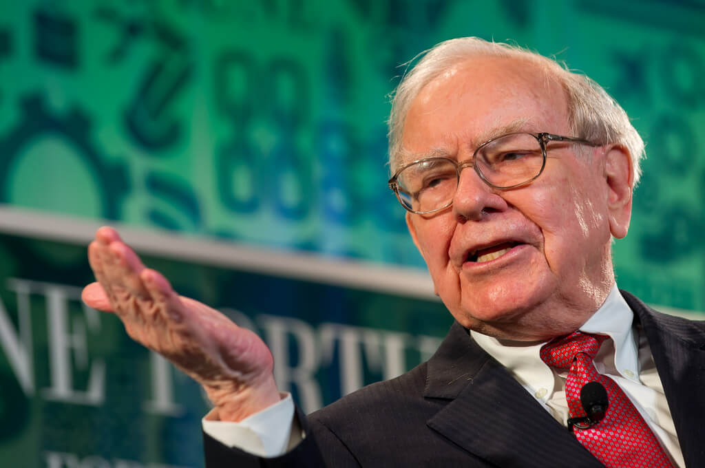 Warren Buffet Day Trading
